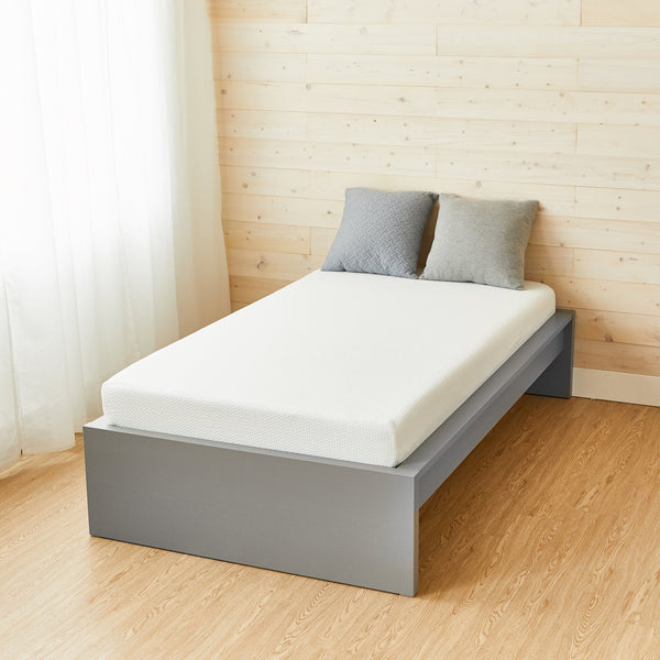 "Twin Size Mattress (6"" thick)"