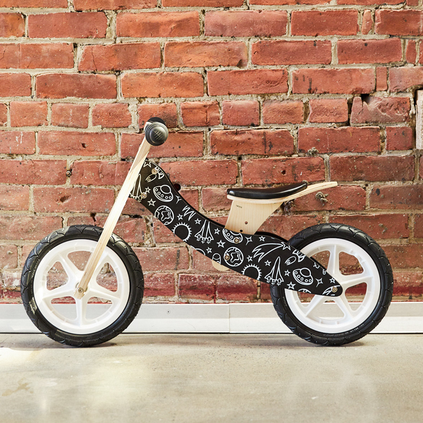 Balance Bike - SPACESHIP