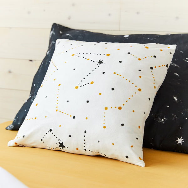 To the Moon square cushion