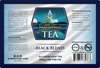 Black Blend – 3 oz Loose Leaf Tea – 180 mg CBD