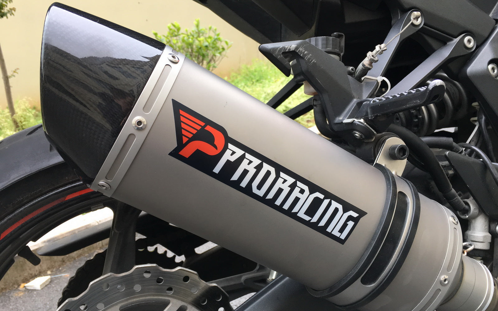 PRORACING EXHAUST
