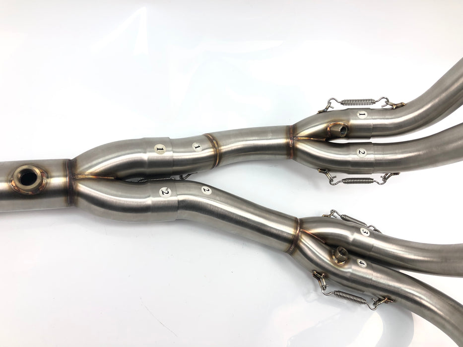 BMW S1000RR Full System (15-16) ProRacing®Exhaust Stainless