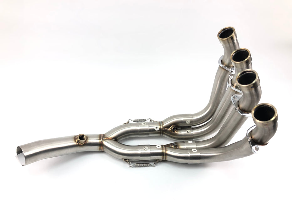 Yamaha YZF R6  (17-18) ProRacing®Exhaust Full System Stainless