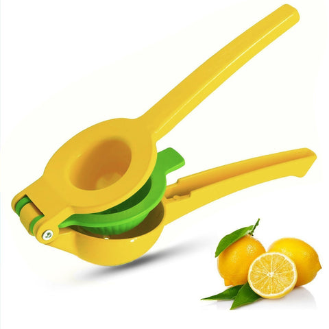Aluminum alloy lemon squeezer