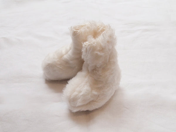 Dream Fur Booties