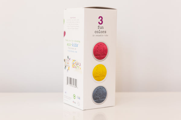 Eco-Dough 3 Pack