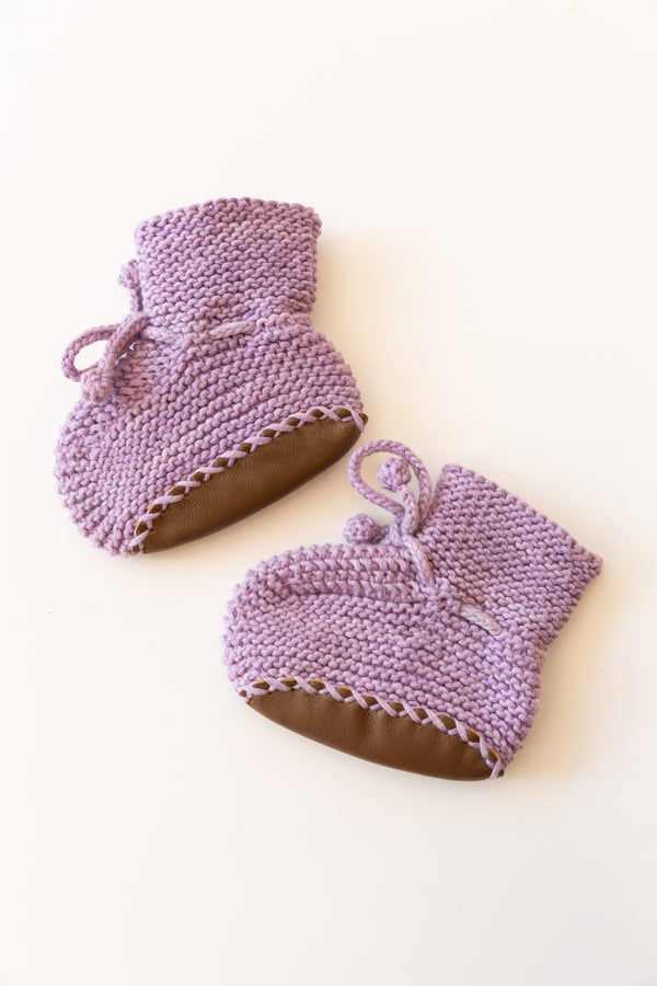 Day Hike Booties / Lavender