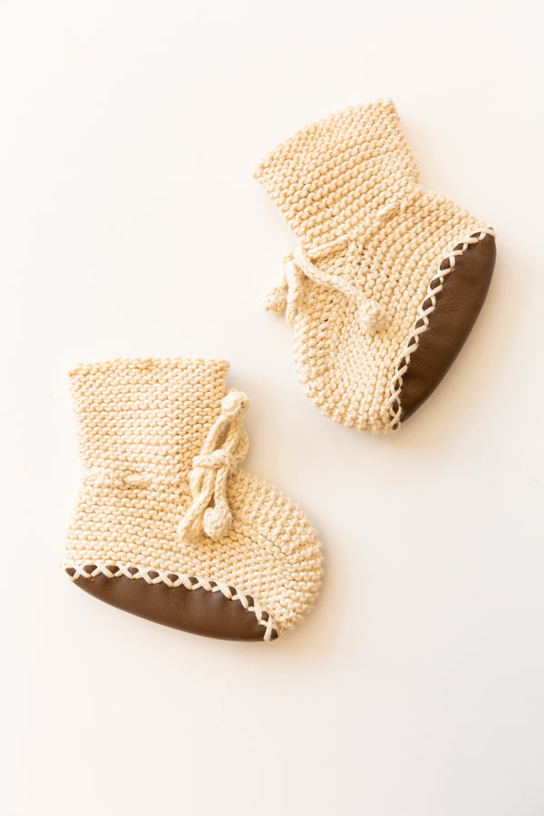 Day Hike Booties / Ivory