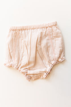 Zelie Blush Bloomers