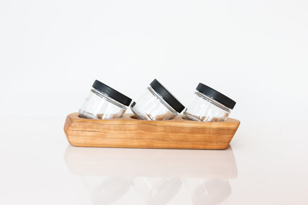 Paint Holder with Jars
