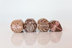 Wooden Carved Stamps