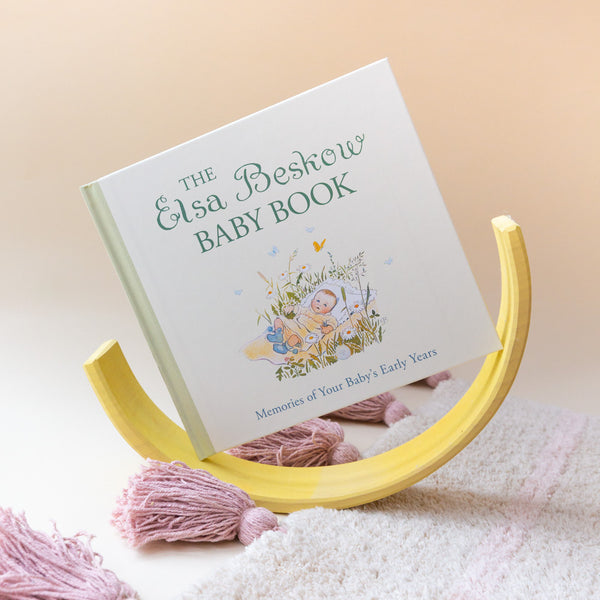 Illustrated Baby Book
