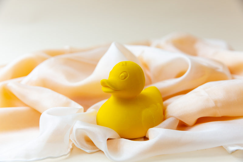 All Natural Rubber Duck