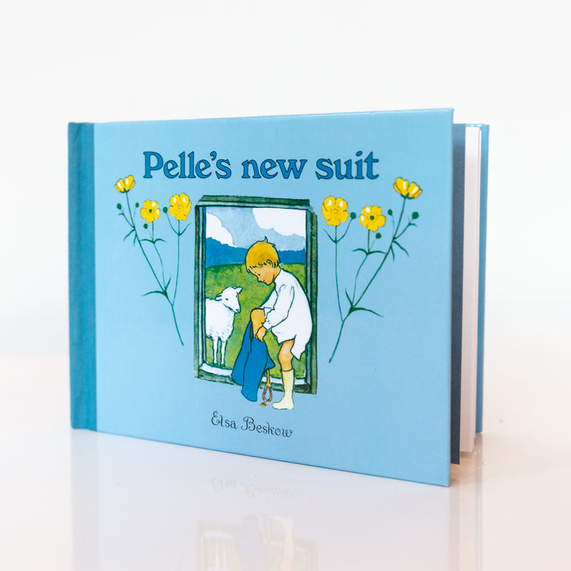 Pelle's New Suit Mini Book