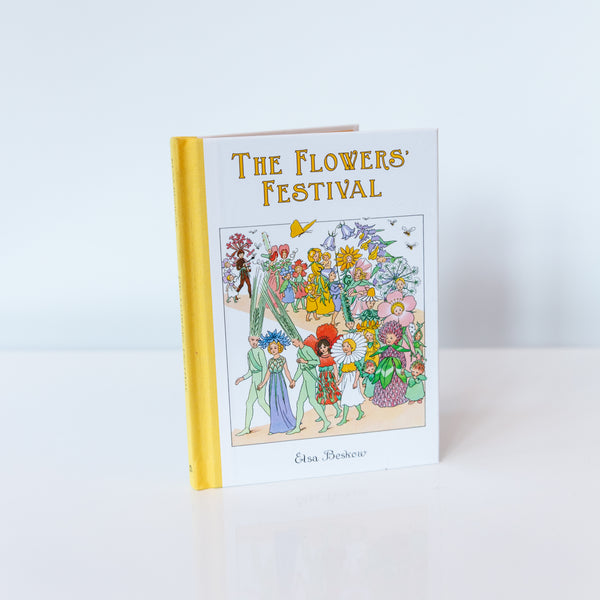 The Flower Festival Mini Book
