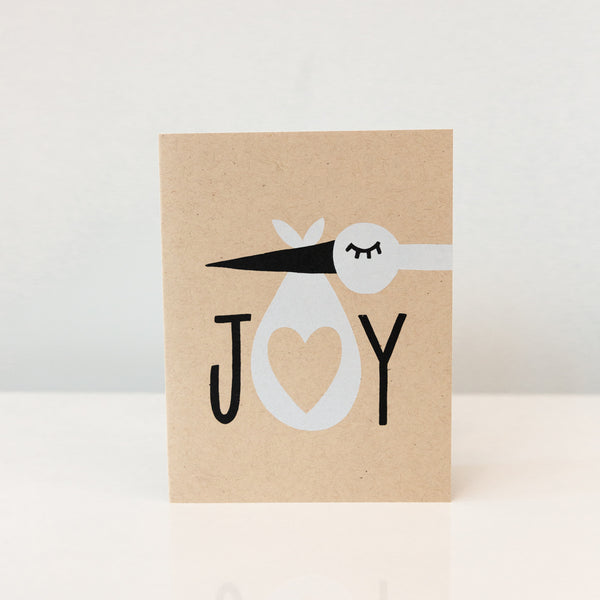 Bundle of Joy New Baby Card