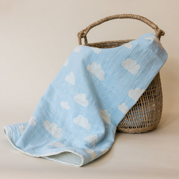 Blue Cloud Blanket