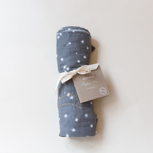 Rylee + Crew Star Swaddle