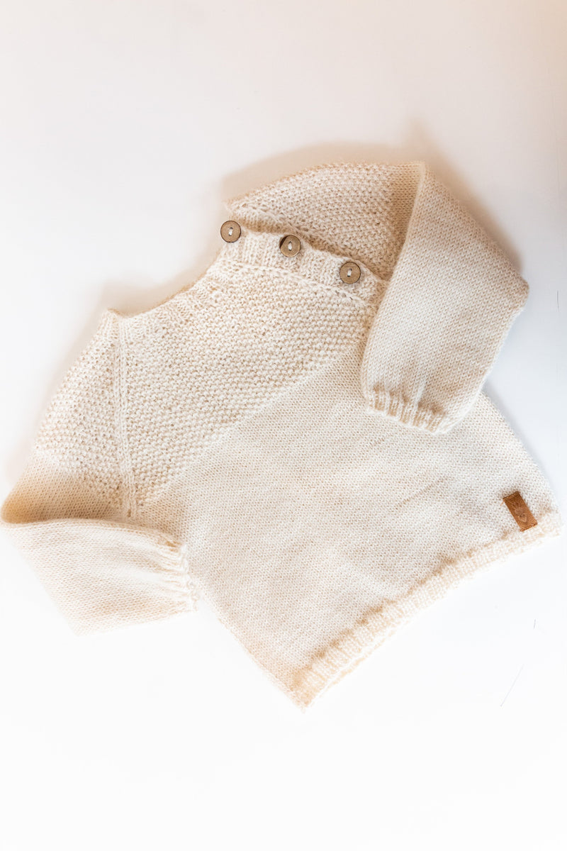 Pullover Sweater 12-18 Months