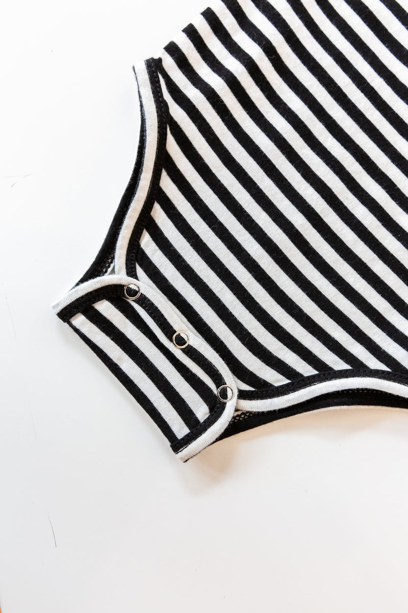 Striped Onesie Tank