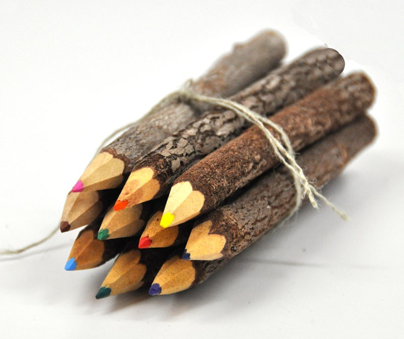 A Lost Art Colored Pencils Set