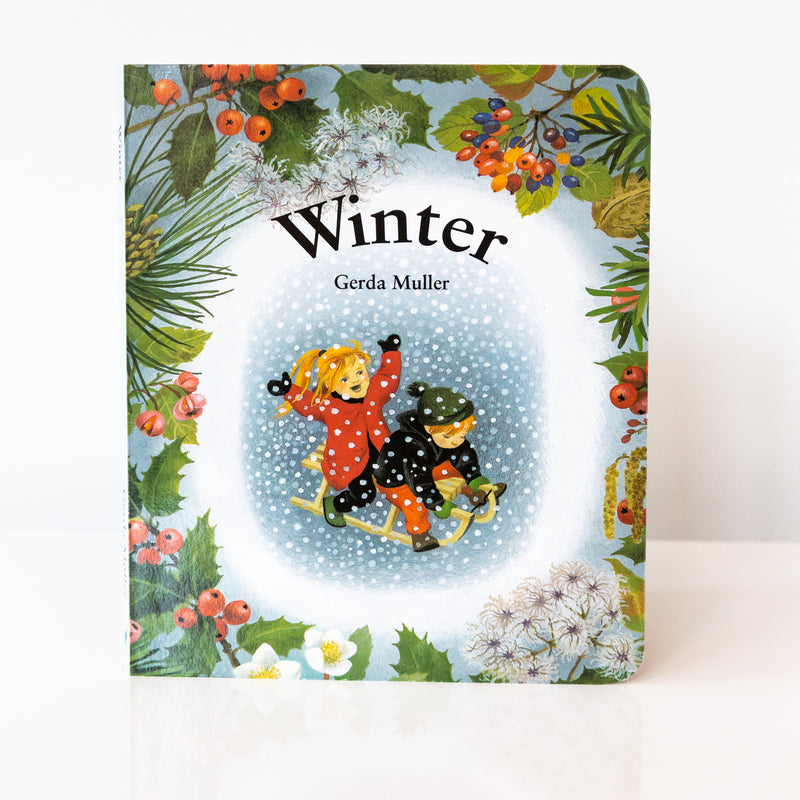 Winter Board Book