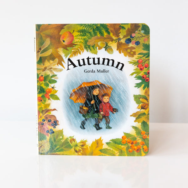 Autumn Board Book