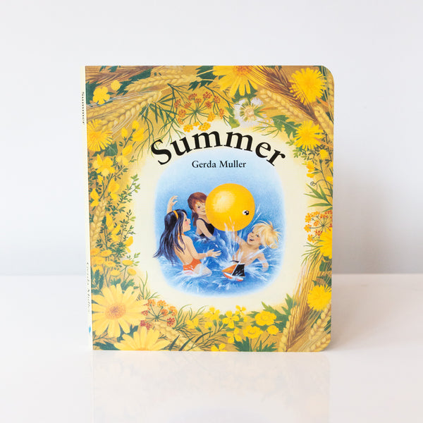 Summer Board Book