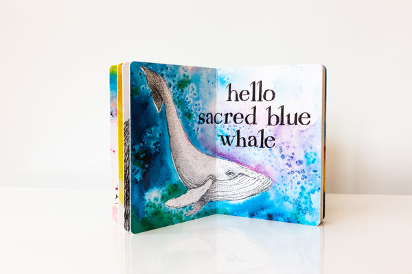 Hello Sacred Creature Board Book