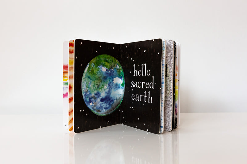 Hello Sacred Life Board Book