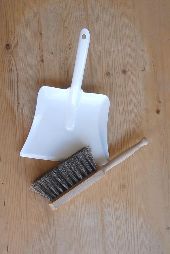 Children's Brush and Dustpan Set