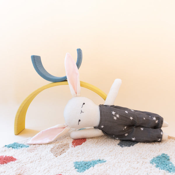 Bunny with Star Jumpsuit