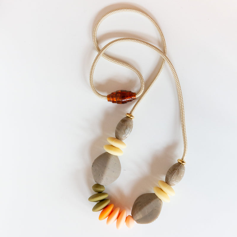 Spring Teething Necklace