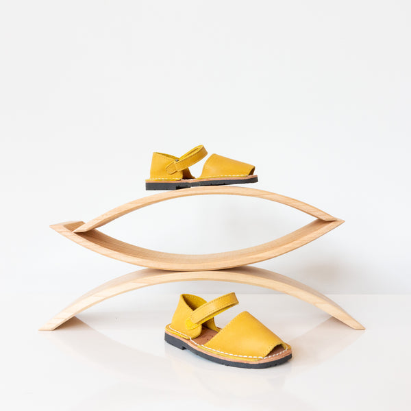 Saffron Pon Sandals