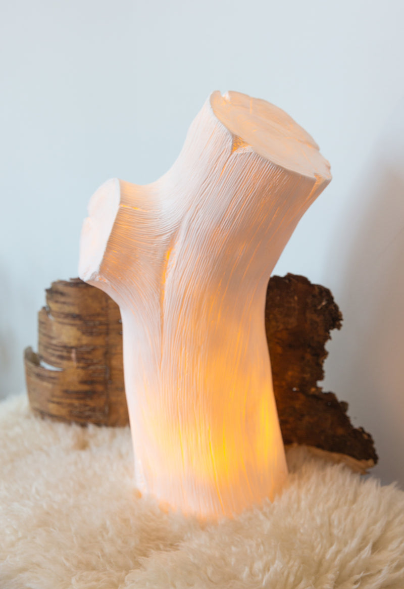 Log Nightlight