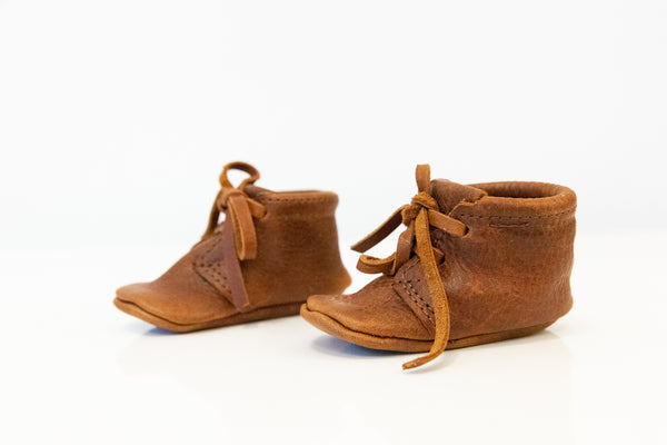 Eyre Baby Booties