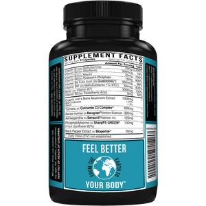 6-Patented Ingredients FOR RESULTS YOU WILL FEEL