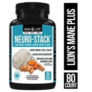 Neuro-Stack 27-Quality Nootropics In One Bottle