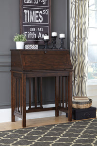 HOME OFFICE DROP FRONT DESK