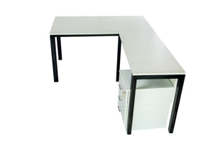 L-SHAPED OFFICE DESK