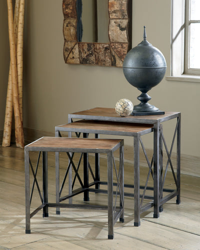 NESTING END TABLE (3/CN)