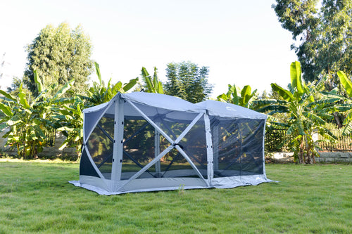 Toldo / Carpa Mosquitero Twins Hub Square Screen House