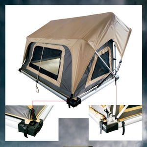 Carpa Techo Normandy Auto 1.2 m Roof Tent