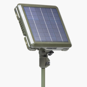 Foco Led Solar Camping Lamp