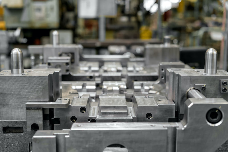 Injection Molding Press Release