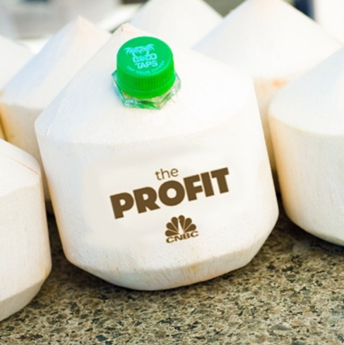 beyond GREEN to Feature on CNBC's THE PROFIT Season 7, Episode 2 of CocoTaps