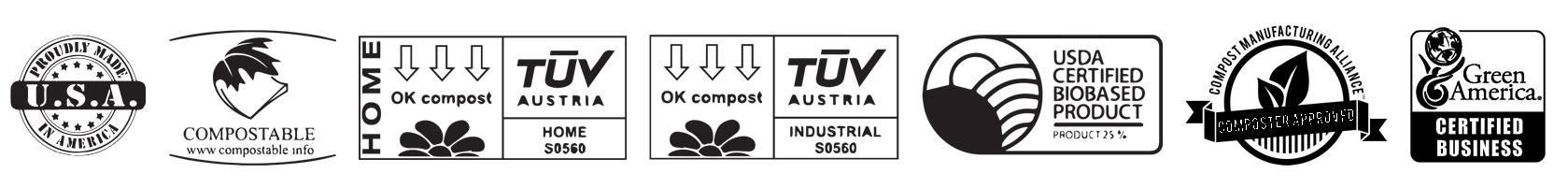 beyondGREEN Product Certifications