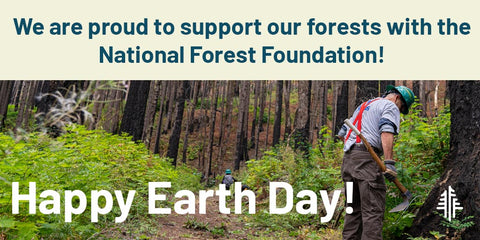 National Forest Foundation beyond GREEN