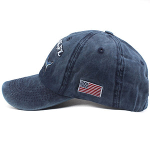 cotton men baseball cap