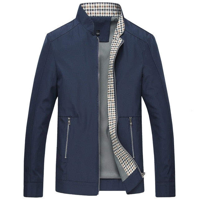 Spring Autumn Men's Jackets Casual